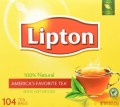 Lipton Original 104 Tea Bags.