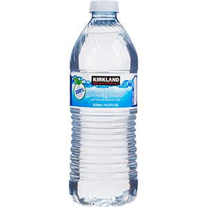 Kirkland Signature Water Seattle Tap Water 19