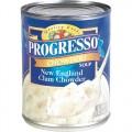 Progresso Soup, New England Clam Chowder, 18.5 oz, can