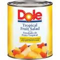 Dole Tropical Fruit Salad, #10