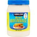 Kirkland Signature Real Mayonnaise, 64 oz.