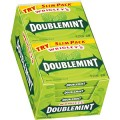 Doublemint Slim Pack Gum, 15 Sticks, 10 ct