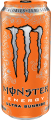 Monster Energy Drink, Ultra Sunrise, 16 oz.