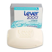 Lever 2000 Bar Soap Original 4 Oz
